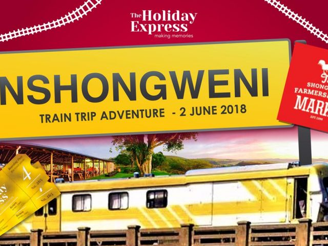 Shongweni Train Trip Adventure