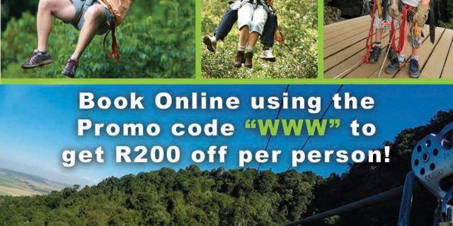 Canopy Tours Karkloof Discount