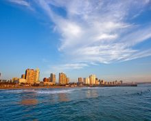 WARM GREETINGS FROM DURBAN